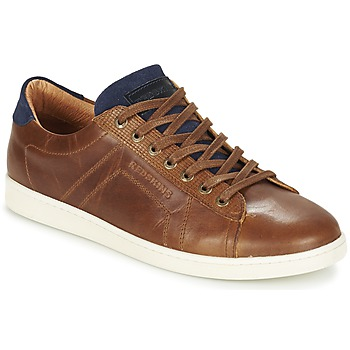 Schuhe Herren Sneaker Low Redskins ORMIL Cognac / Marine