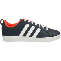 Schuhe Herren Sneaker Low adidas Originals Advantage VS Rot-Dunkelblau-Weiß
