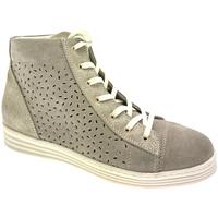 Schuhe Damen Wanderschuhe Calzaturificio Loren LOC3689ta tortora