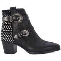 Schuhe Damen Low Boots Albano TRONCHETTO KING    156,6