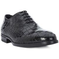 Schuhe Herren Richelieu Eveet CROCCO NERO Nero