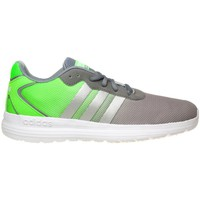 Schuhe Herren Sneaker Low adidas Originals Cloudfoam Speed Weiß-Grau-Grün