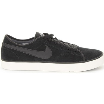 Schuhe Herren Sneaker Low Nike Primo Court Leather Schwarz