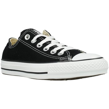 Schuhe Herren Sneaker Low Converse All Star OX Black Schwarz