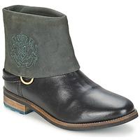Schuhe Damen Boots Gaastra BONEFISH Schwarz