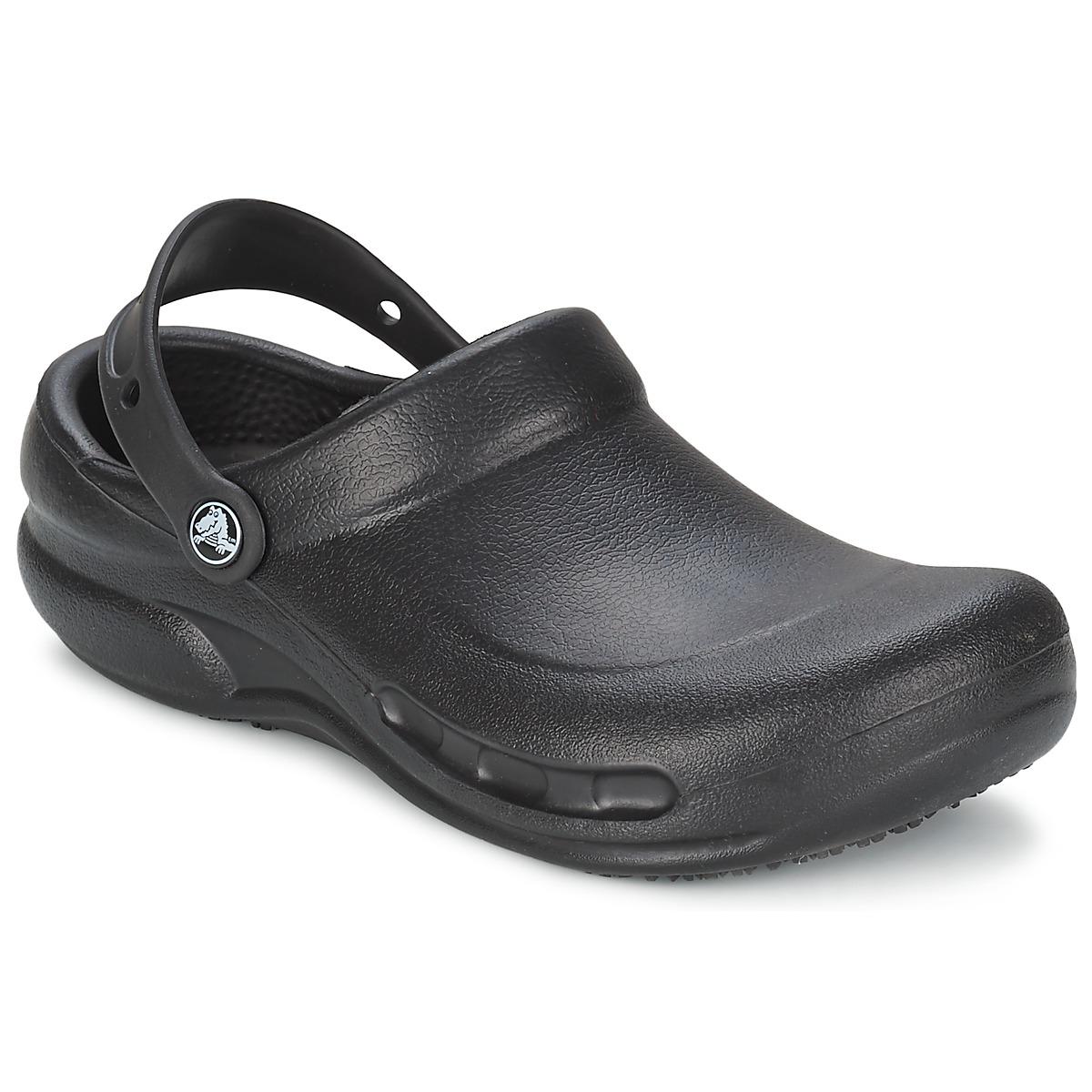 Crocs BISTRO Schwarz - Kostenloser Versand bei Spartoode ! - Schuhe Pantoletten / Clogs  36,00 €