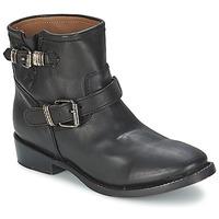 Schuhe Damen Boots Ash VICK Schwarz