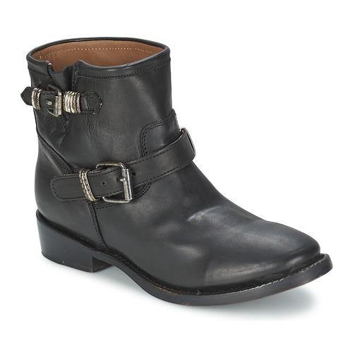 Ash VICK Schwarz  Schuhe Stiefel Damen 223,20