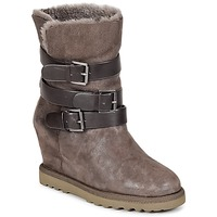Schuhe Damen Low Boots Ash YES Maulwurf