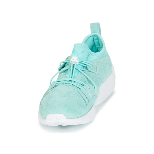 Puma BLAZE OF GLORY SOFT WNS Blau Weiss Schuhe Sneaker Low