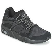Schuhe Herren Sneaker Low Puma BLAZE CORE Schwarz