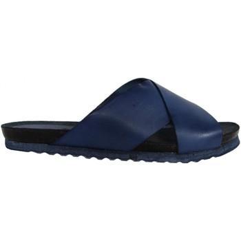 Schuhe Damen Pantoffel Cumbia 30145 Azul