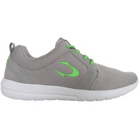 Schuhe Damen Sneaker Low John Smith UROS W Gris