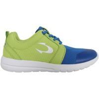 Schuhe Jungen Sneaker Low John Smith UROS JR Verde