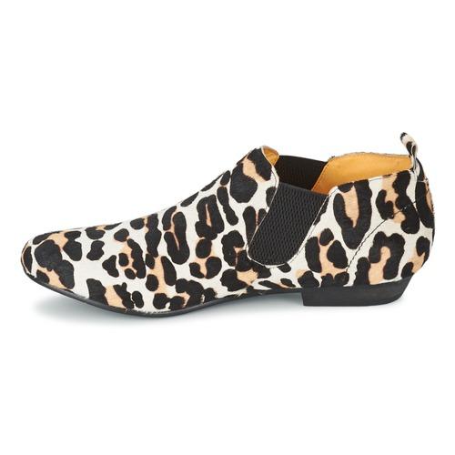 Buffalo SASSY Leopard 73,50  Schuhe Boots Damen 73,50 Leopard da4292