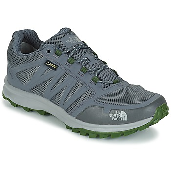 Schuhe Herren Wanderschuhe The North Face LITEWAVE FASTPACK GORETEX Grau