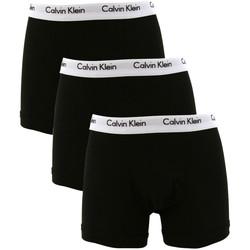 Kleidung Herren Boxershorts/Slips Calvin Klein Jeans Herren 3-Pack Unterhosen, Schwarz schwarz