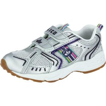 Schuhe Kinder Multisportschuhe Lico SILVERSTAR V weiß
