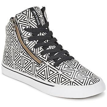 Sneaker Supra CUTTLER Weiss / Schwarz 350x350