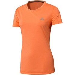 Kleidung Damen T-Shirts & Poloshirts adidas Originals Tshirt Prime F49394 Orange