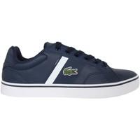Schuhe Jungen Sneaker Low Lacoste 32SPJ0110 FAIRLEAD 003 NVY Azul