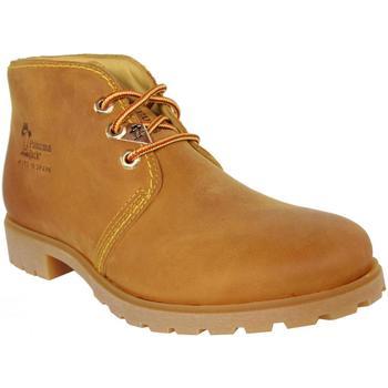 Schuhe Damen Boots Panama Jack BOTA PANAMA B1 Beige