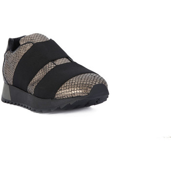 Schuhe Damen Sneaker Low Stokton NAPPA BRONZE Multicolore