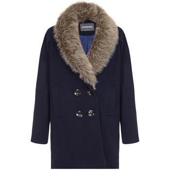 Kleidung Damen Trenchcoats Little Mistress parent Blue