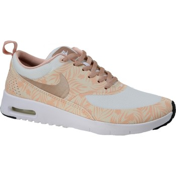 Schuhe Kinder Sneaker Nike Air Max Thea Print GS 834320-100 Beige