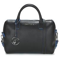 Taschen Damen Handtasche Armani jeans FROGILO Schwarz