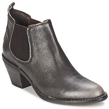 Schuhe Damen Low Boots Un Matin d'Ete NIPSY Grau