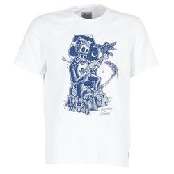 Kleidung Herren T-Shirts Element SERENADE SS Weiss