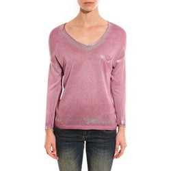 Kleidung Damen Pullover Barcelona Moda Pull See You Again Rose Rose