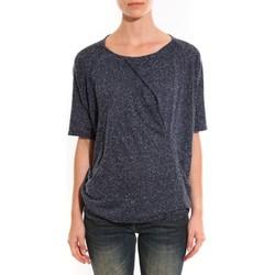 Kleidung Damen Pullover By La Vitrine Pull  Holly & Joey Bleu Blau