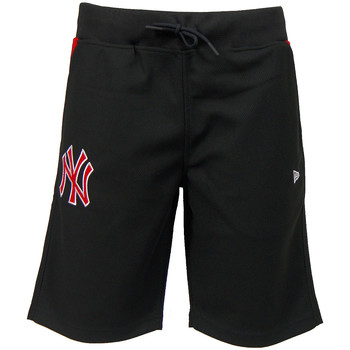 Kleidung Herren Shorts / Bermudas New Era MLB New York Yankees Short Diamond Era Schwarz