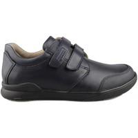 Schuhe Jungen Sneaker Low Biomecanics COLEGIAL BENJAMIN BLAU