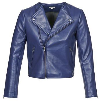 Kleidung Damen Jacken Manoush PERFECTO Marine