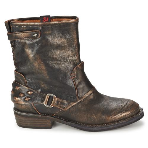 Sans Schuhe Interdit HASHLEY Zimt  Schuhe Sans Boots Damen 89,50 6c5dcc