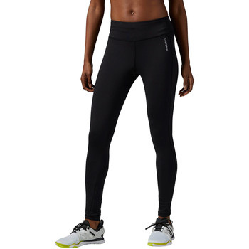 Kleidung Damen Leggings Reebok Sport Workout Ready Tight Schwarz