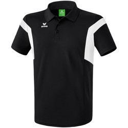 Kleidung Herren Polohemden Erima Polo  Classic Team noir/blanc