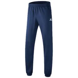 Kleidung Herren Jogginghosen Erima Pantalon d'entraînement avec bas-côté  Classic Team bleu marine