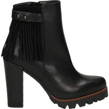 Schuhe Damen Ankle Boots Albano CAPRA MISSING_COLOR