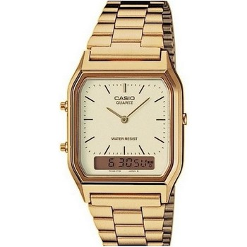 Uhren Herren Analog-Digitaluhren Casio Collection AQ-230GA-9DMQYES gold