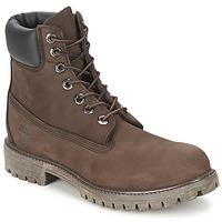 Schuhe Herren Boots Timberland 6 IN PREMIUM BOOT Schokolade