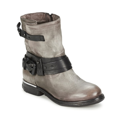 Stiefelletten / Boots Airstep / A.S.98 CUSTO Grau 350x350