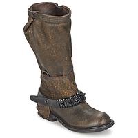 Schuhe Damen Klassische Stiefel Airstep / A.S.98 RINETTE Braun