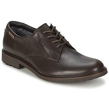 Schuhe Herren Derby-Schuhe Aigle BRITTEN GTX Braun