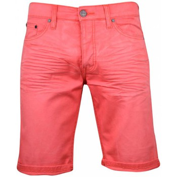 Shorts Petrol Industries Short denim orange 350x350
