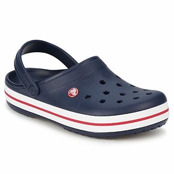 Schuhe Pantoletten / Clogs Crocs CROCBAND Marine
