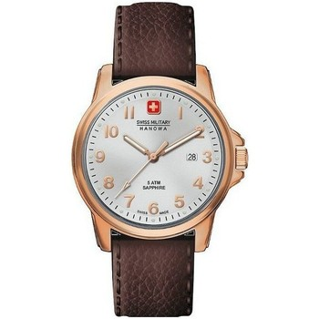 Uhren Herren Analoguhren Swiss Military Hanowa Swiss Soldier Prime 06-4141.2.09.001 weiss